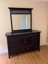 Dresser with mirror from Value City