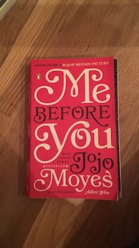 Me before you by jojo moyes book