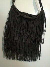 New AE fringe crossbody purse  Vancouver, V6P 3J4