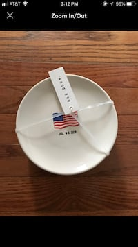 Rae Dunn Fourth of July plates  Johnson City, 37686