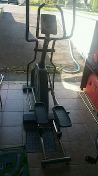black and gray elliptical trainer Brossard
