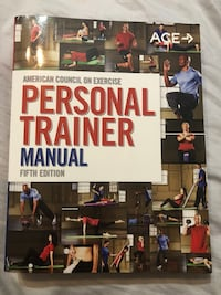 5th edition ACE Personal Trainer Manual