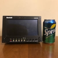 VIDEO MONITOR Marshall V-R70P-HDA Untested Лос-Анджелес, 90033