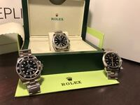 three silver-colored Rolex analog watches with link Delray Beach, 33483