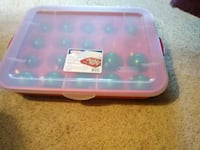 Christmas Ornaments Storage container Franklin, 02038