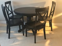 Table and 4 chairs  Alexandria, 22314