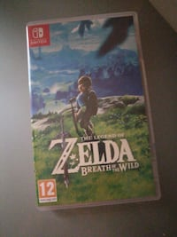 Zelda Breath of the Wild (Switch) Barcelona, 08029