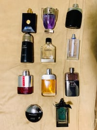 Selling Colognes (Perfume Collection)