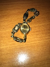 Vintage Wells - Sterling Silver Watch Orchard Hills, 21742