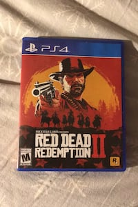 Read Dead Redemption 2 PS4 game Leesburg, 20175