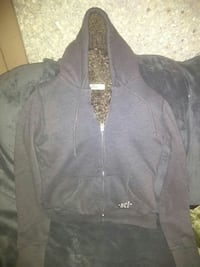 **Hollister cozy zip up**