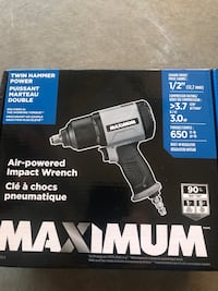 Impact wrench brand new sealed Edmonton, T5X 3A7
