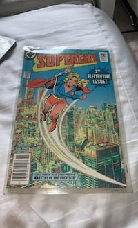 Super girl Comic  Burlington, L7R 1Y3