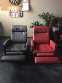 Leather Reclining Sofa Chairs Las Vegas, 89135