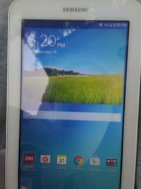 white Samsung Galaxy Tab 3 Winnipeg, R2W 2A1
