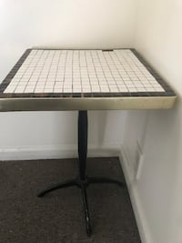 "Tiled Table approx 16"" square Swartz Creek, 48473"
