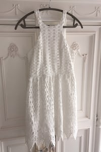 Elegant White Knitted Dress Bealeton, 22712
