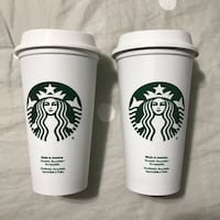 Starbucks Reusable Coffee Cups with Lid Mississauga, L5B