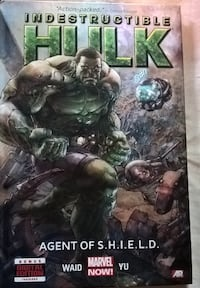 Indestructible Hulk, Agent of S.H.I.E.L.D. (Hardback)  Tylertown
