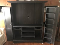 Solid Wood TV Cabinet Mississauga, L4X 1R4