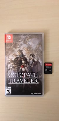 Octopath traveler  Arlington, 22202