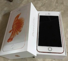 Iphone 6 s plus rosa oro