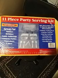 11 pce party serving kit Vaughan