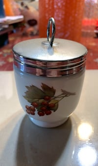 Jar with lid Greenville, 02828