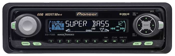 Used Pioneer Mosfet 50wx4 Audio Deck For Sale In Toronto