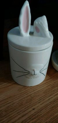Bunny Canister