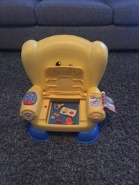 Fisher Price Smart Stages Chair White Rock, V4B 4T2