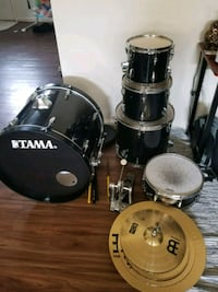Tama 5 piece drumset  Fort Belvoir, 22060
