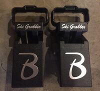 Ski and Pole Carrier