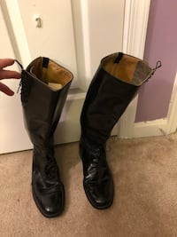 Leather riding boots  Leesburg, 20176