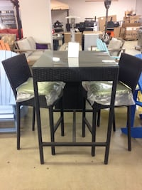New Outdoor bar bistro patio set Coquitlam, V3C 4P7