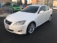 2007 Lexus IS Los Angeles