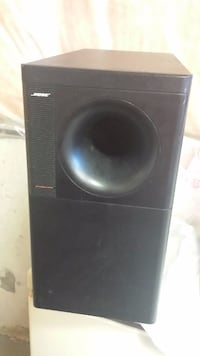 BOSE speaker system 6 speakers and 1 subwoofer Brampton