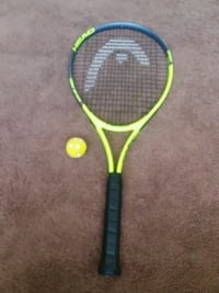 green and black tennis racket Myrtle Beach, 29577