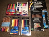 Brand new unopened art supply bundle Salinas, 93906