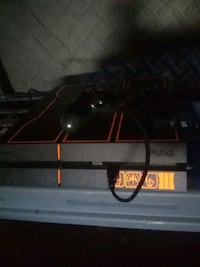 black Sony PS4 console with controller Louisville, 40212