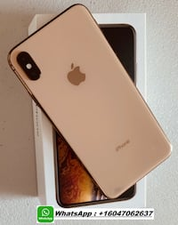Apple Iphone XS MAX 512GB FRANKFURT