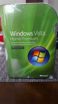 Windows Vista Home Premiere Toronto, M1J 2A5