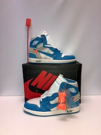 Jordan 1 Retro Off White  Toronto, M1P
