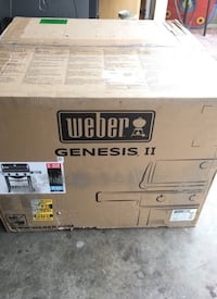used weber genesis ii e 310 natural gas grill in los angeles. Black Bedroom Furniture Sets. Home Design Ideas