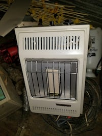 white space heater