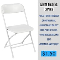 RENT CHAIRS NOW!! Toronto