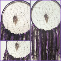 Hand-Made Dreamcatcher Large 8 inch