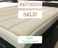 LIMITED SUPPLY! Clearance Mattress Sale Gastonia