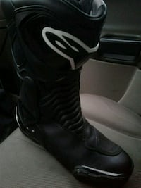 size 9 alpine stars vented boots