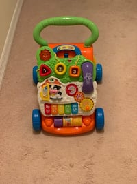 VTech Sit-to-Stand Learning Walker  825 mi